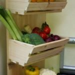 30 Creative DIY Kitchen Storage Ideas for Fruit and Vegetable (25)