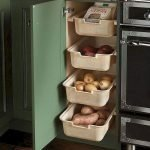30 Creative DIY Kitchen Storage Ideas For Fruit And Vegetable (26)