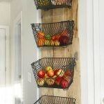 30 Creative DIY Kitchen Storage Ideas for Fruit and Vegetable (27)