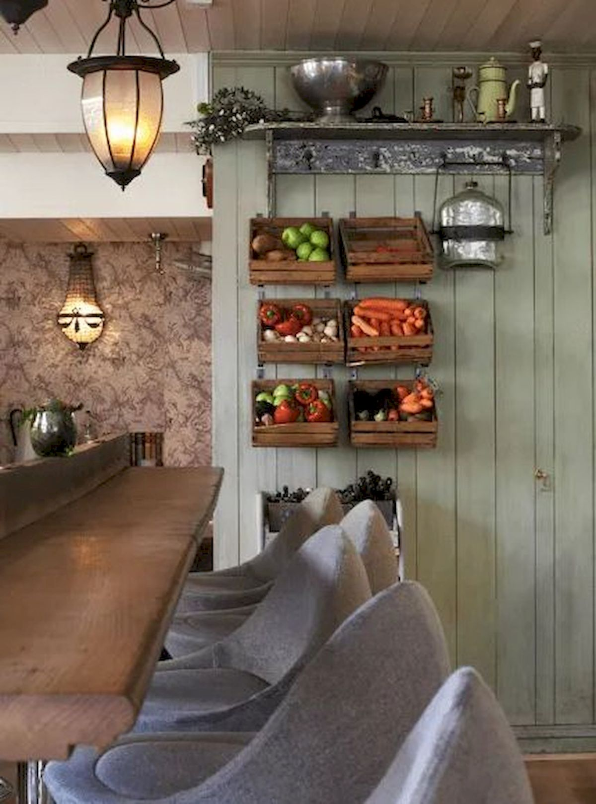 30 Creative DIY Kitchen Storage Ideas for Fruit and Vegetable (28)