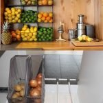 30 Creative DIY Kitchen Storage Ideas For Fruit And Vegetable (29)