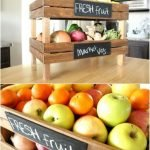 30 Creative DIY Kitchen Storage Ideas for Fruit and Vegetable (5)