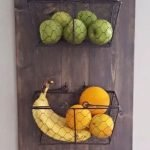 30 Creative DIY Kitchen Storage Ideas For Fruit And Vegetable (7)