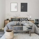 20 Awesome Boho Farmhouse Bedroom Decor Ideas and Remodel (17)