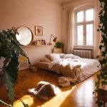 20 Awesome Boho Farmhouse Bedroom Decor Ideas and Remodel (19)