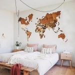 20 Awesome Boho Farmhouse Bedroom Decor Ideas and Remodel (8)