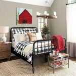 20 Awesome Farmhouse Bedroom Decor Ideas and Remodel (1)