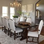 20 Awesome Farmhouse Dining Room Decor Ideas and Remodel (1)