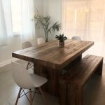 20 Awesome Farmhouse Dining Room Decor Ideas and Remodel (20)