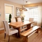 20 Awesome Farmhouse Dining Room Decor Ideas and Remodel (4)