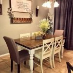 20 Awesome Farmhouse Dining Room Decor Ideas and Remodel (5)