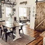 20 Awesome Farmhouse Dining Room Decor Ideas and Remodel (6)