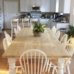 20 Awesome Farmhouse Dining Room Decor Ideas and Remodel (8)