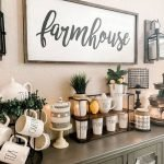 20 Awesome Farmhouse Kitchen Wall Decor Decor Ideas and Remodel (13)