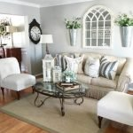 20 Awesome Farmhouse Living Room Decor Ideas and Remodel (20)