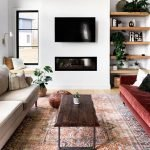 20 Awesome Farmhouse Living Room Decor Ideas and Remodel (3)