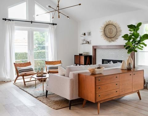 20 Awesome Farmhouse Living Room Decor Ideas and Remodel (4)