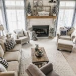 20 Awesome Farmhouse Living Room Decor Ideas and Remodel (7)