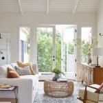 20 Awesome Farmhouse Living Room Decor Ideas and Remodel (9)
