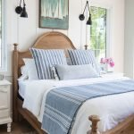 20 Awesome Small Farmhouse Bedroom Decor Ideas and Remodel (8)