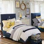 20 Beautiful Coastal Farmhouse Bedroom Decor Ideas and Remodel (5)