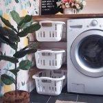 20 Beautiful Farmhouse Laundry Room Decor Ideas and Remodel (18)