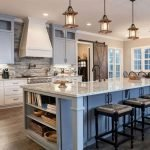 20 Beautiful Modern Farmhouse Kitchens Decor Ideas and Remodel (10)