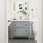 20 Best Farmhouse Bathroom Lighting Decor Ideas And Remodel (6)