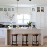20 Best Farmhouse Dining Room Lighting Decor Ideas And Remodel (10)