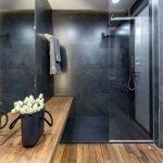 20 Stunning Farmhouse Bathroom Tile Decor Ideas and Remodel (13)