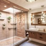 20 Stunning Farmhouse Bathroom Tile Decor Ideas And Remodel (3)