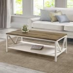 20 Stunning Farmhouse Coffee Table Decor Ideas and Remodel (14)