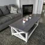 20 Stunning Farmhouse Coffee Table Decor Ideas and Remodel (5)