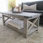 20 Stunning Farmhouse Coffee Table Decor Ideas and Remodel (7)