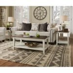 20 Stunning Farmhouse Coffee Table Decor Ideas and Remodel (8)
