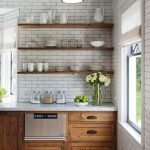 20 Stunning Farmhouse Kitchen Cabinets Decor Ideas And Remodel (1)