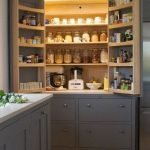 20 Stunning Farmhouse Kitchen Cabinets Decor Ideas And Remodel (2)