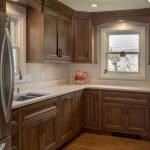 20 Stunning Farmhouse Kitchen Sink Decor Ideas And Remodel (20)