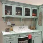 20 Stunning Farmhouse Kitchen Sink Decor Ideas And Remodel (7)