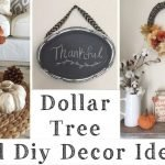 Adorable Diy Fall Decor Dollar Tree