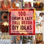Awesome Diy Fall Decorations For Outside