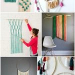 Awesome Homemade Wall Decoration Ideas