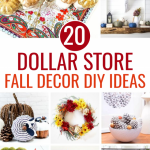 Beautiful Diy Fall Decor Dollar Tree