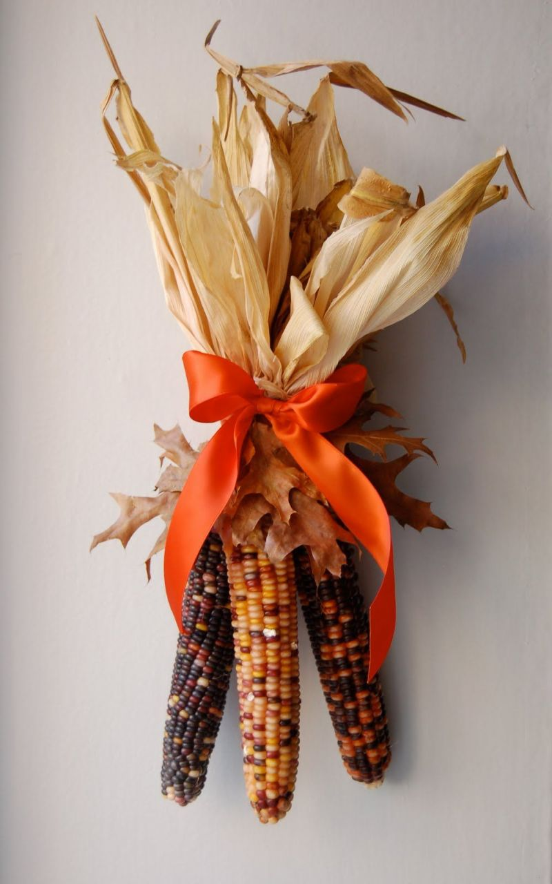 Awesome  diy indian corn decorations