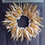 Beautiful Diy Indian Corn Decorations