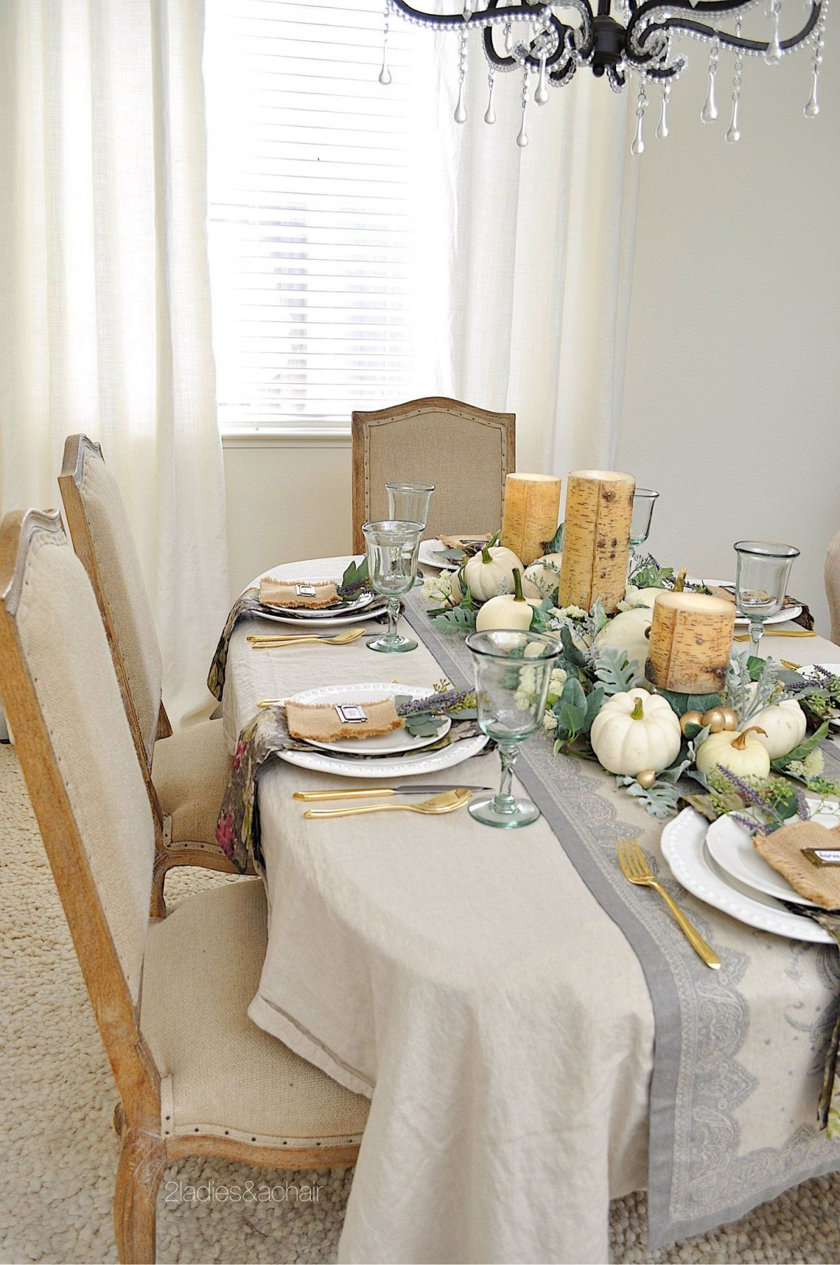 Best Fall Dining Table Decorations