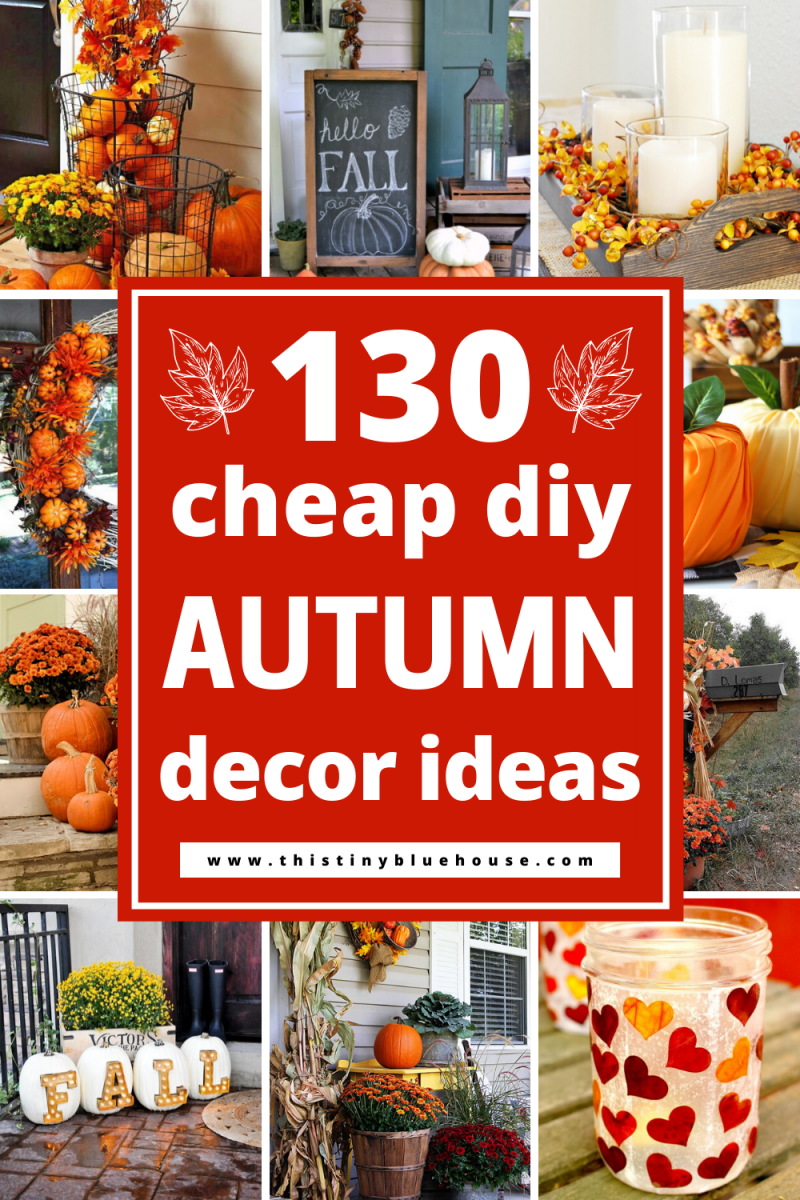 Top diy fall decor ideas