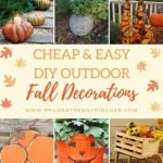 Gorgeous Diy Fall Decorations For Outside