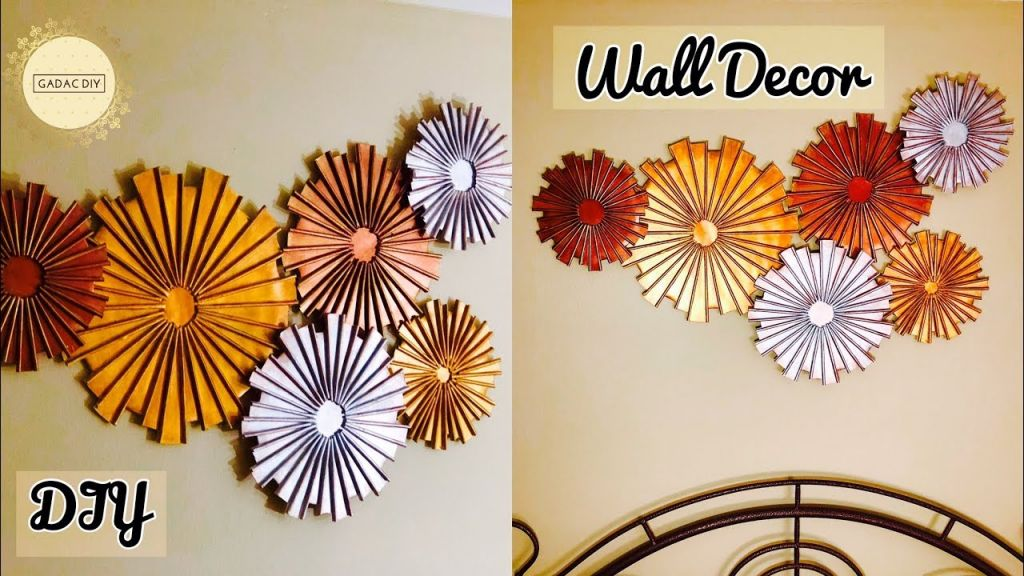 Best homemade wall decoration ideas