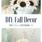 Nice Diy Fall Decor Dollar Tree
